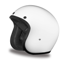 DOT Daytona Cruiser Open Face Motorcycle Helmet - SKU LL-DC1-DH