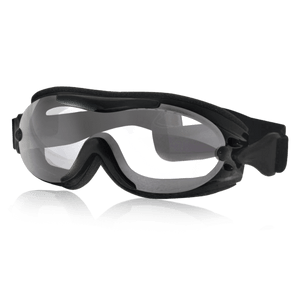 Daytona Goggles Fit Over Eyeglasses - Clear or Smoke - SKU LL-G-FOG-C-S-DH