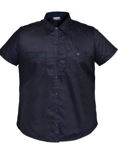 UNIK Half Sleeve Denim Shirt