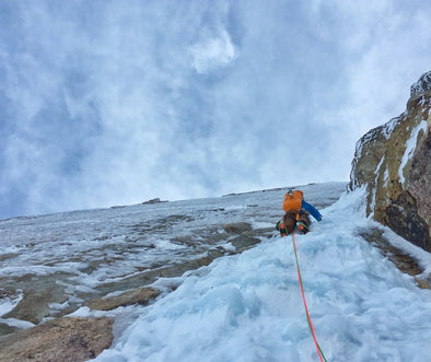 The First Ascent of The Pencil, Mt. Hood