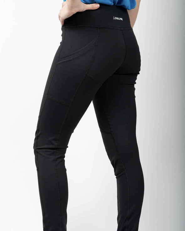 Women's Alpine Tech Legging, Limited Edition Black