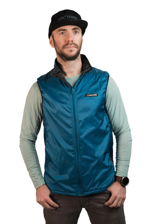 REVERSIBLE Polartec® Alpha Vest
