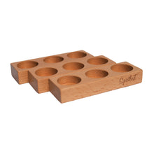 Wholesale Spoiled Wooden Block - 3 hole (Case 25)
