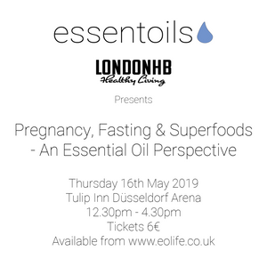 Pregnancy, Fasting and Superfoods – An Essential Oil Perspective