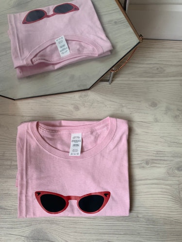 Sun Glasses | T-Shirt | By Freckle Clothing