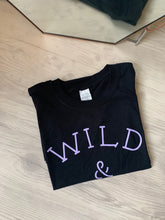 Wild & Free T-Shirt | by Freckle Clothing