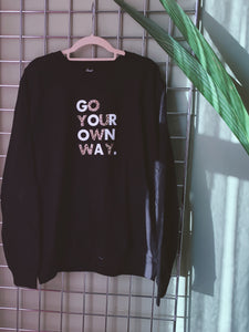 Go Your Own Way Leopard Print Sweater | By Freckle Clothing