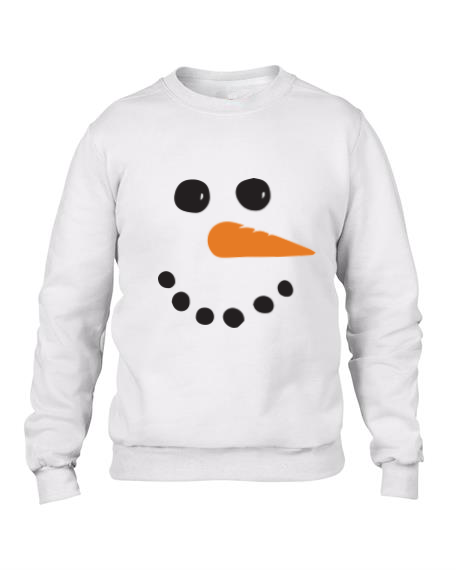 men's printed sweater, men's fashion, christmas juper, men's christmas jumper, snowman jumper, snowman sweater cyber monday