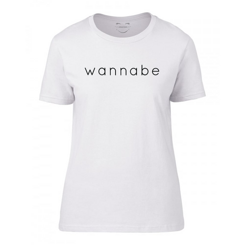 Wannabe my lover? printed fashion tshirt, womens fashion, valentine t-shirt, fashion, printed, womens, girl, cute tee, gifts for her