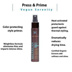 Press & Prime Thermal Hair Mist