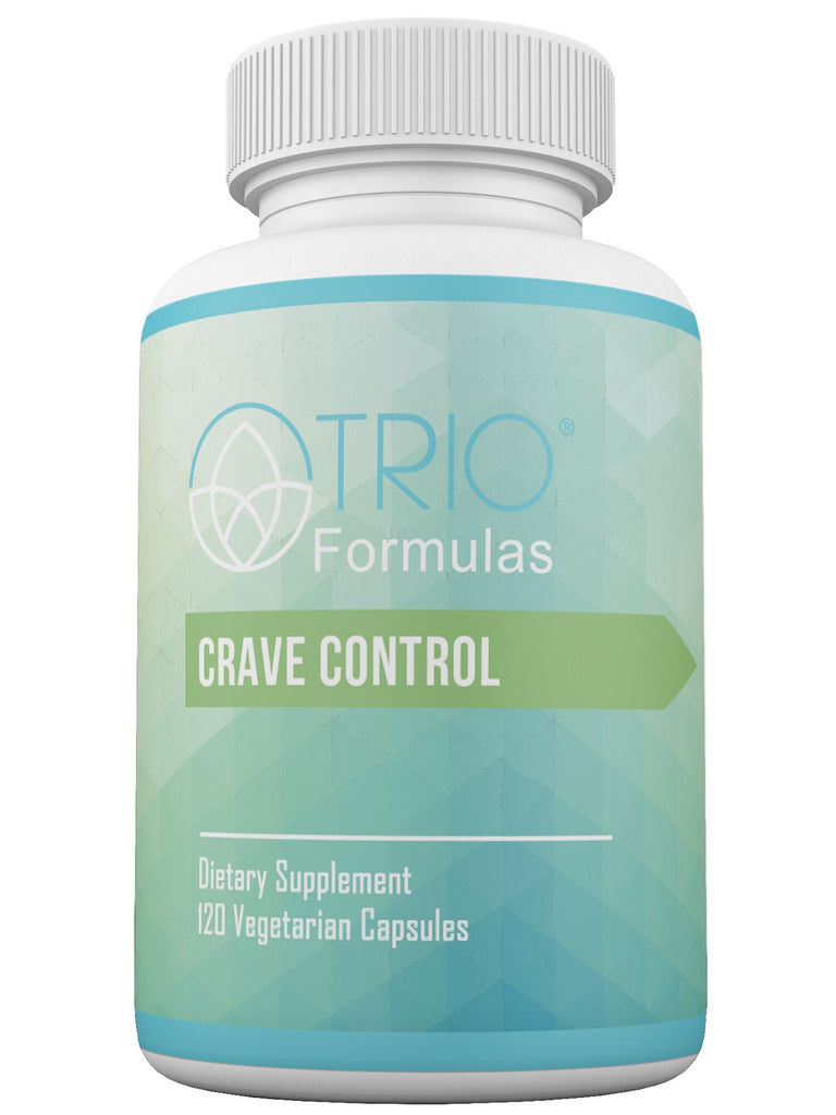 Crave Control - Serotonin & Dopamine Support Formula, Appetite Regulation, Made with Non GMO Ingredients, Ideal Ratio & Balance + 1000mg Tyrosine + 100mg 5-HTP, 120 Capsules