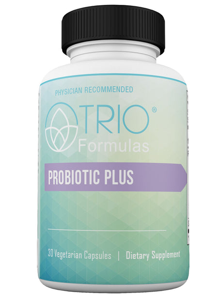 Probiotic Plus  Helps Maintain Gastrointestinal Balance, Supports Digestion and Micronutrient Absorption, Boosts Immune system & Supports Healing inflammatory Bowel Conditions like IBS 30 Capsules