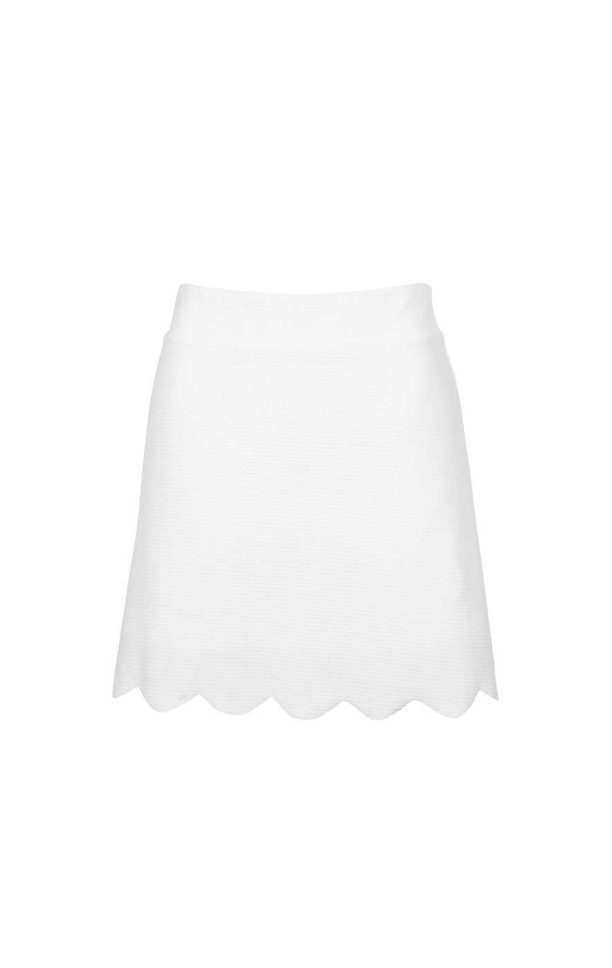 Morton Skirt in Coconut