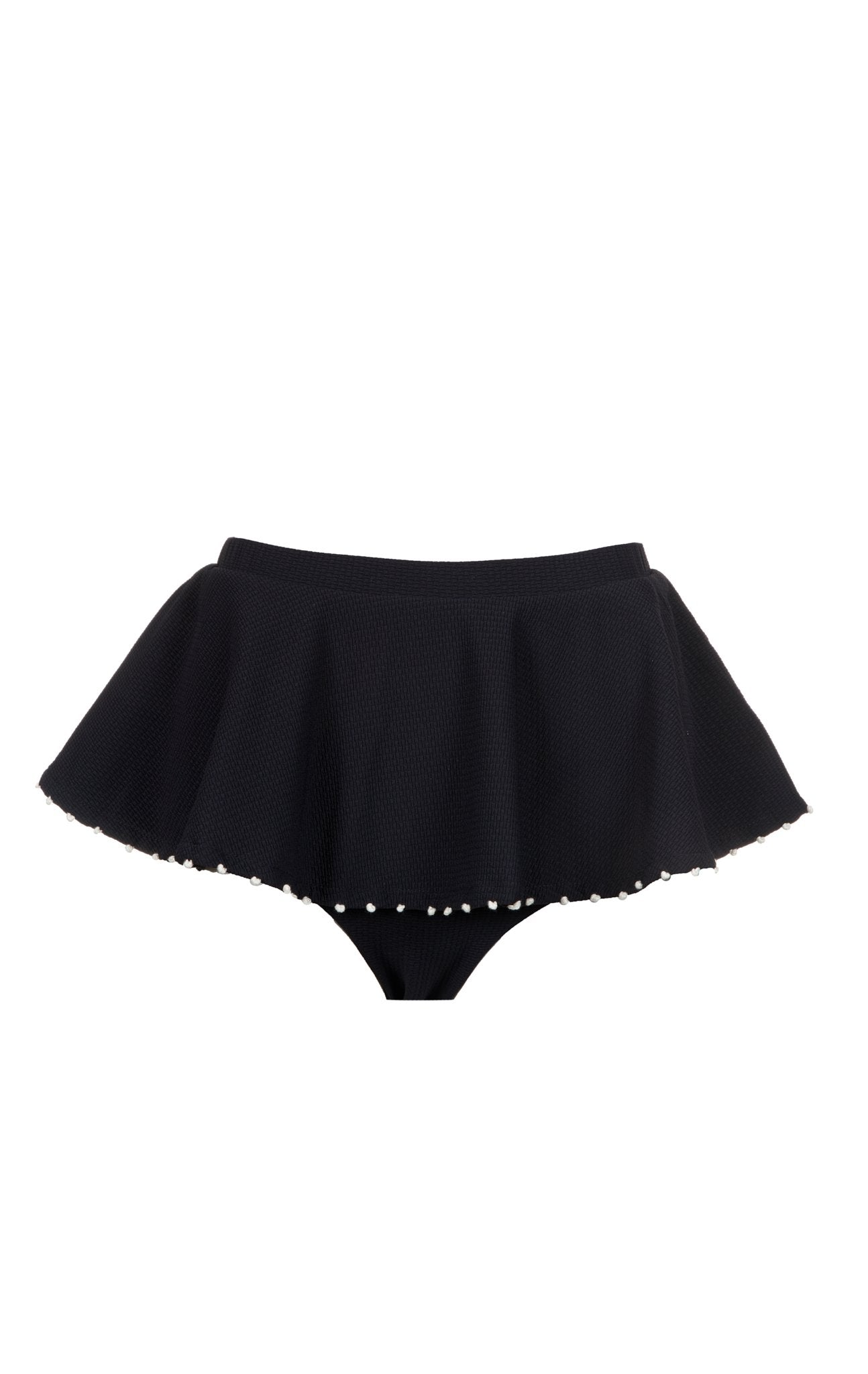 French Gramercy Bottom in Black