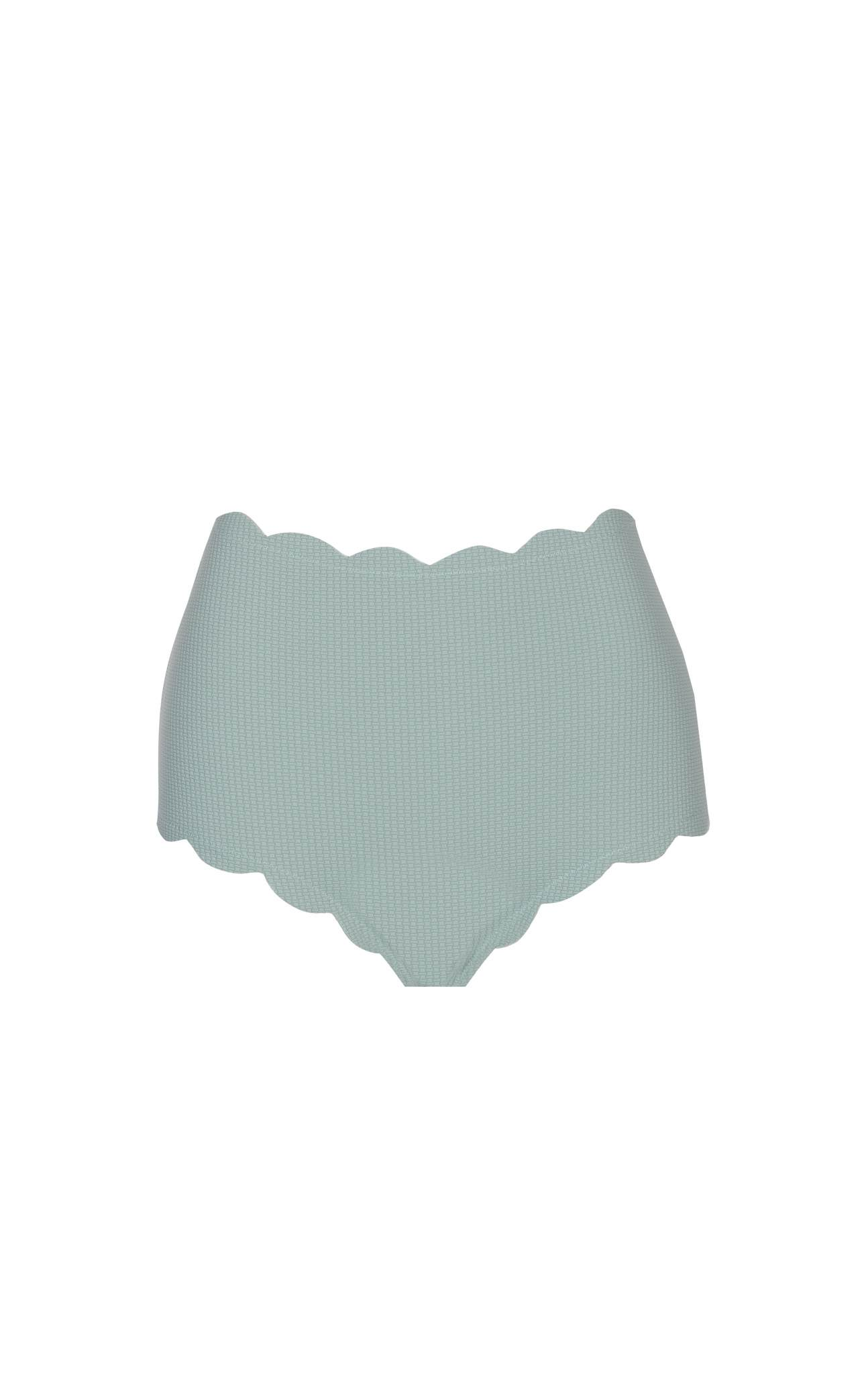 Santa Monica Bottom in Aqua Grey/Safari (Reversible)