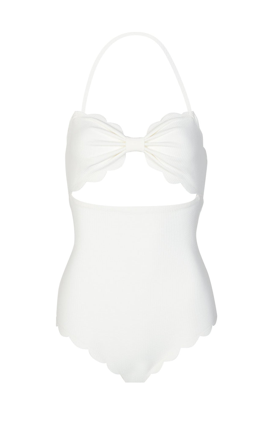 Antibes Maillot in Coconut