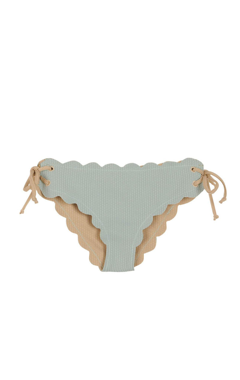 Bumby Palm Springs Tie Bottom in Aqua Grey