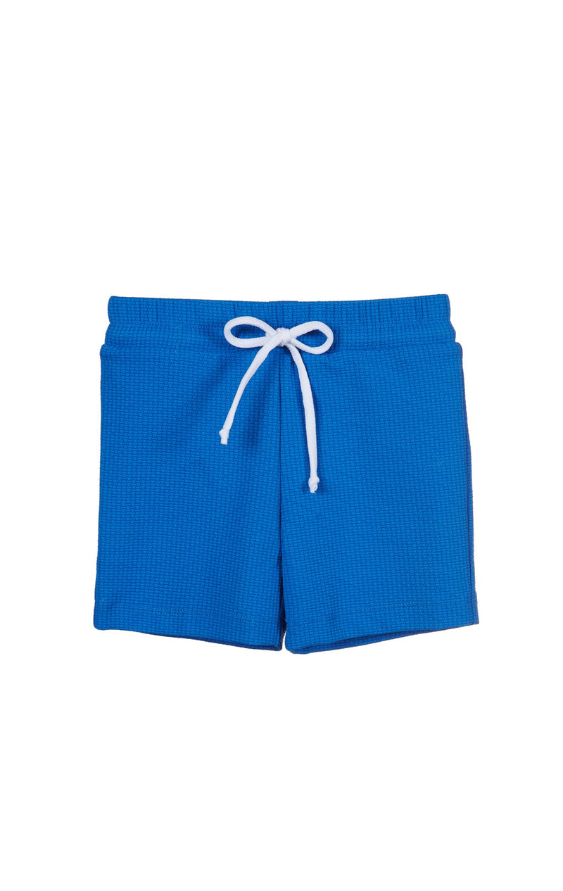 Bumby Boy Shorts in Aegean