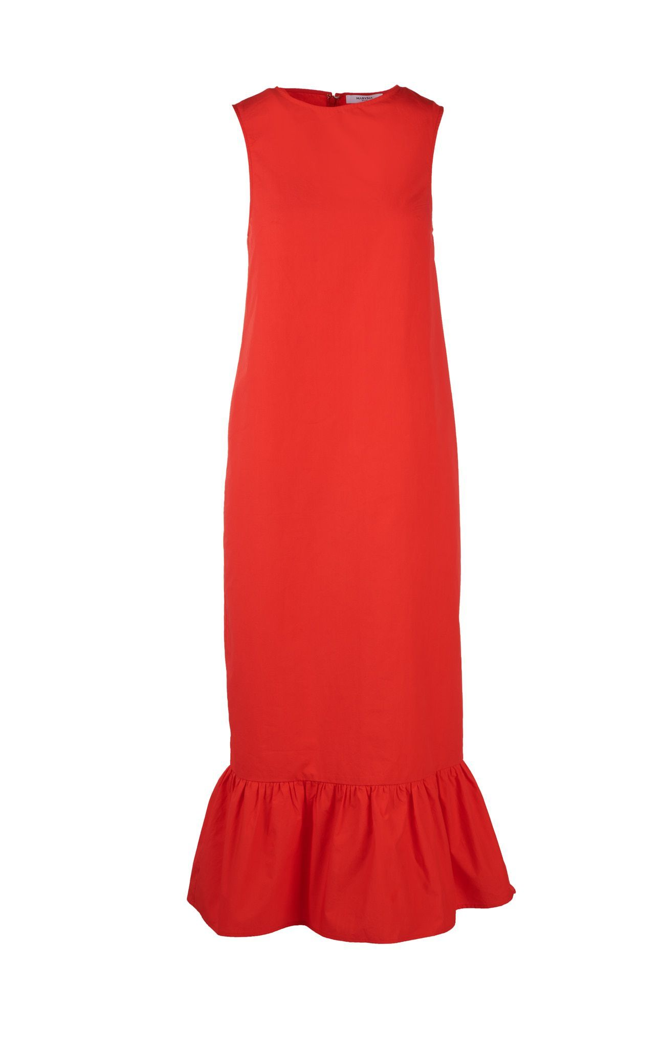 Ostuni Dress in Poppy