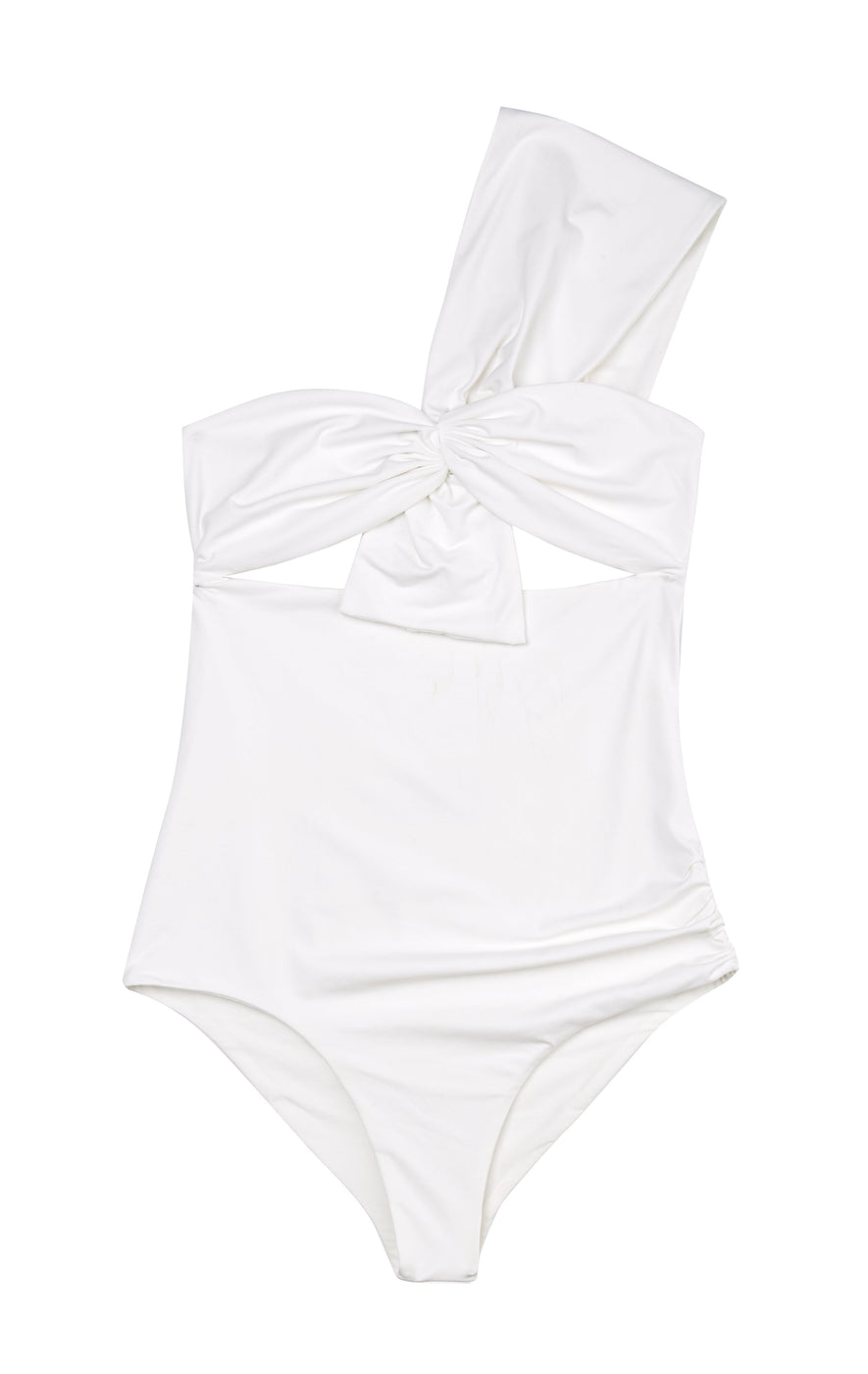 Venice Maillot in Coconut