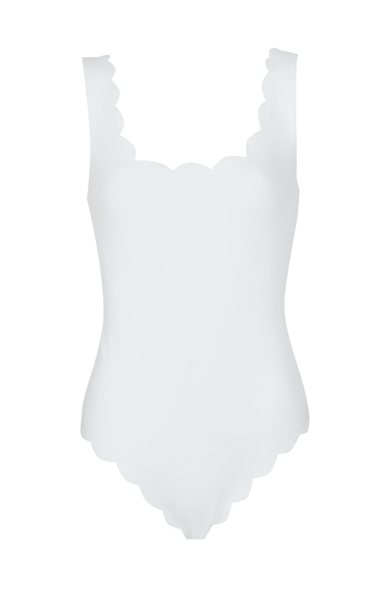 SWIMCLEAN Sustainable Palm Springs Maillot in Coconut