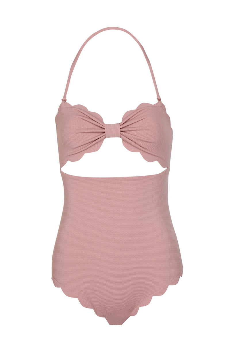 SWIMCLEAN Sustainable Antibes Maillot in Marysia Pink