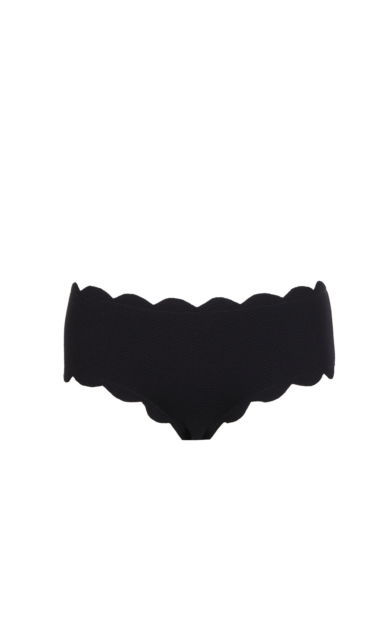 SWIMCLEAN Sustainable Spring Bottom in Black
