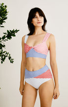 Sagaponack Bottom in Multi Color Gingham