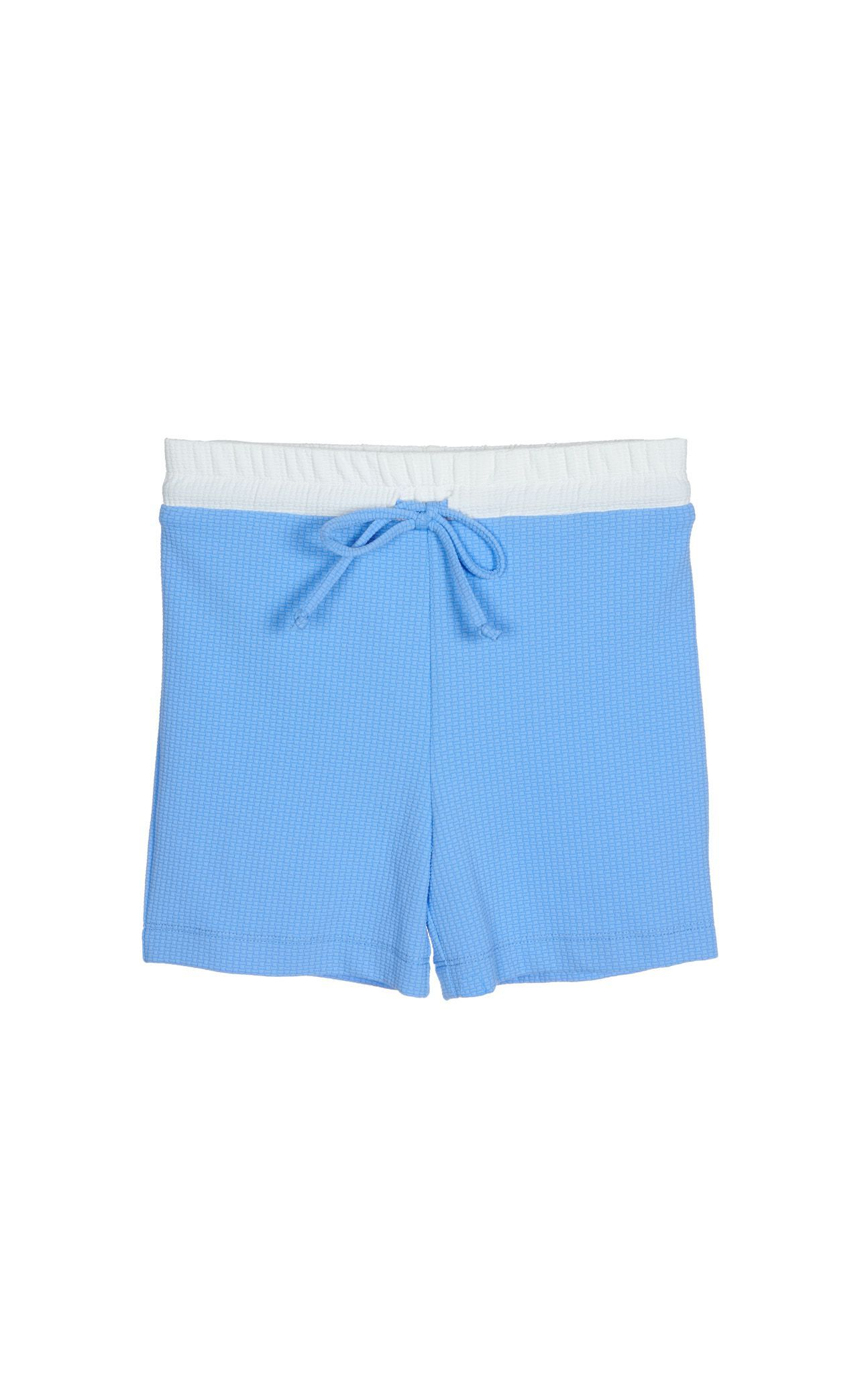 Bumby Boy Short in Adriatic Blue
