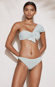 Venice Top in Aqua Grey