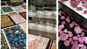 Returning from Tucson - What I learned about ethically sourced gemstones