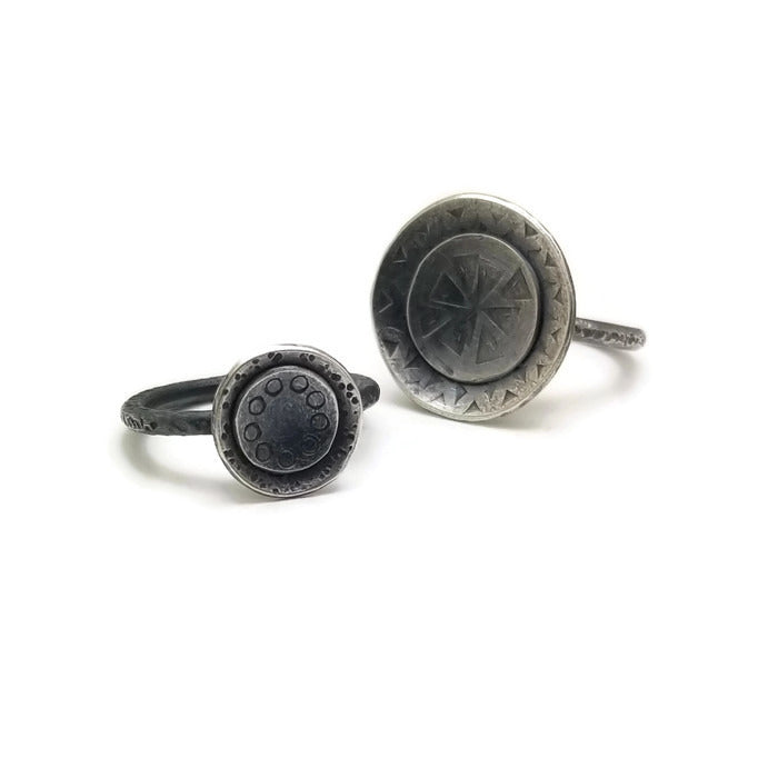 Luna Ring Double Medium