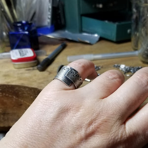 Wrap Ring - size 6
