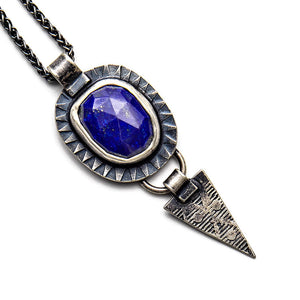 Lapis Vagery necklace