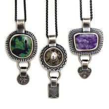 Stone pendants - Vagary collection