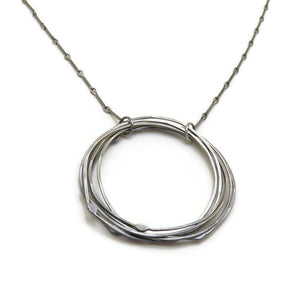 Tree Ring Large Necklace