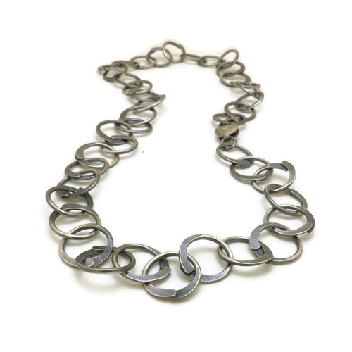 Chain Necklace Chainmaille Link 20 Inches