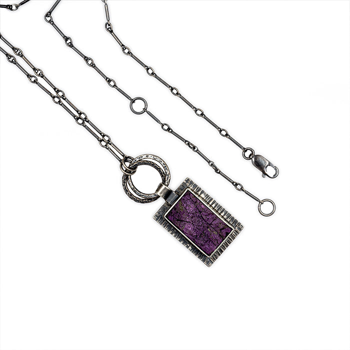 Purpurite Necklace