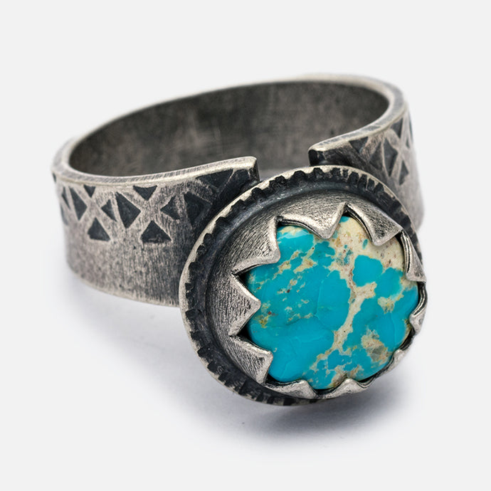 Turquoise Ring - size 9