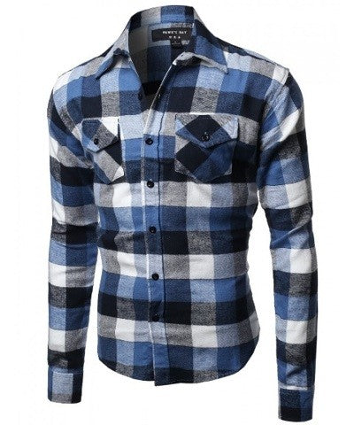 Men's Flannel Top