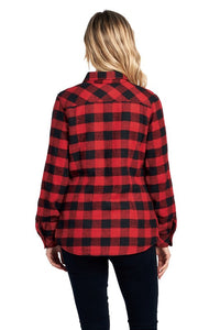 Fleece-Lined Flannel