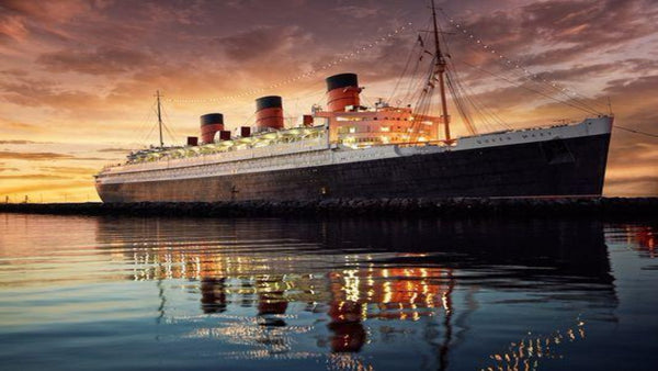 The Queen Mary | Friday August 9th 2019