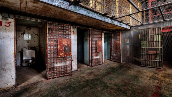 West Virginia Penitentiary | Friday August 23rd 2019