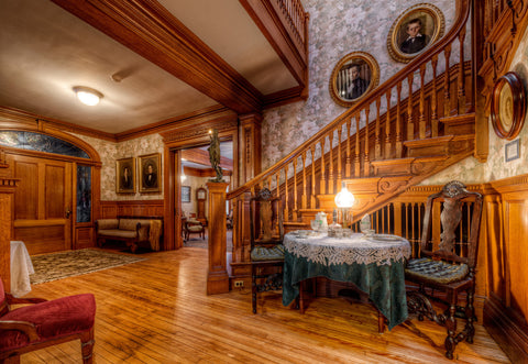 Murdock Whitney Mansion and Isaac Morse House, Winchendon - MA - November 2019 Events