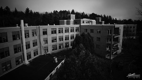 Nopeming Sanatorium | Friday September 27th 2019