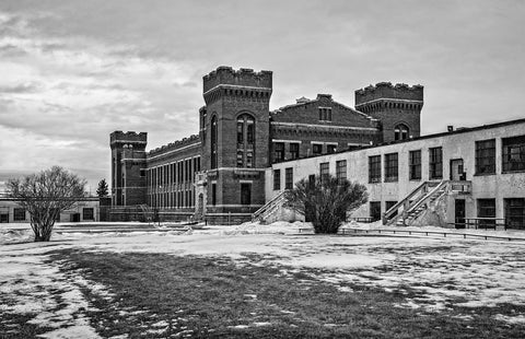 Old Montana State Prison | Saturday June 22nd 2019
