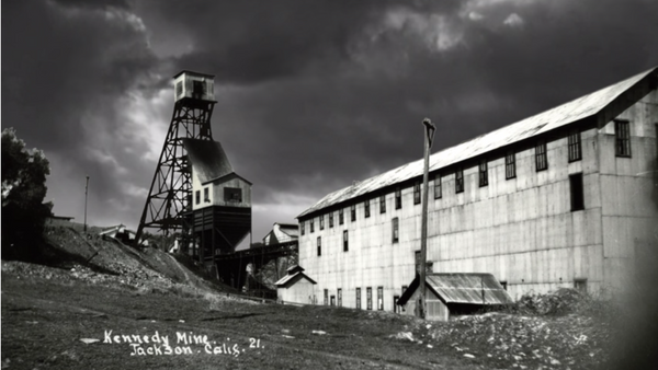 Kennedy Gold Mine, Jackson - CA - September Events 2018