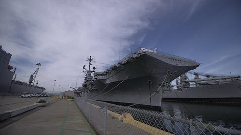 The USS Hornet | Saturday October 12th 2019