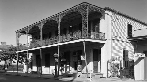 Andrew Jackson Hotel, New Orleans - Louisiana - November 2018 Events