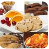 Cookies - Chips - Biscotti - Snacks -- Healthy & Delicious